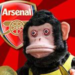Arsenal Monkey アーセナル