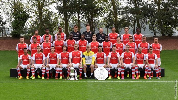 Arsenal 14-15