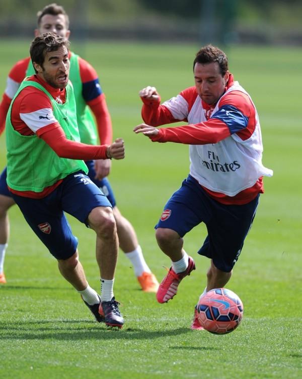 FAカップ トレーニング