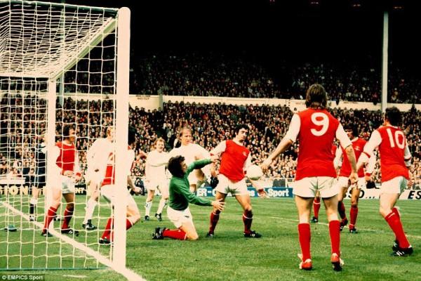 アーセナル FAカップの歴史