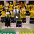「レゴグナ職人万歳!」FAカップファイナルをレゴ再現した動画が超常現象な件