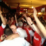 FAカップ決勝2015 v アストン・ヴィラ