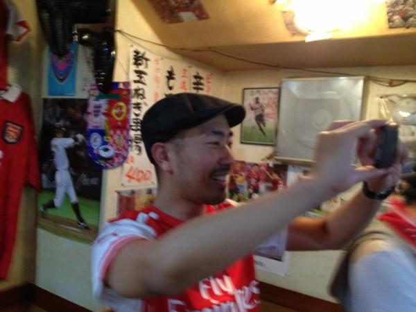 FAカップ祝勝会