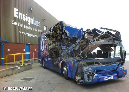 チェルシー バス