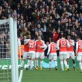 [結果速報] FAカップ15-16 アーセナル v バーンリー