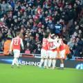 「ドキワクの前座試合」FAカップ15-16 アーセナル v バーンリー