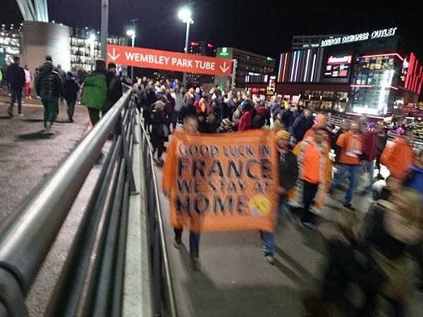 イングランド v オランダ