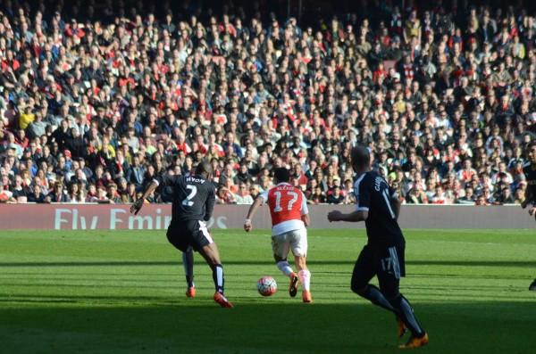 アレクシス・サンチェス FA v ワトフォード