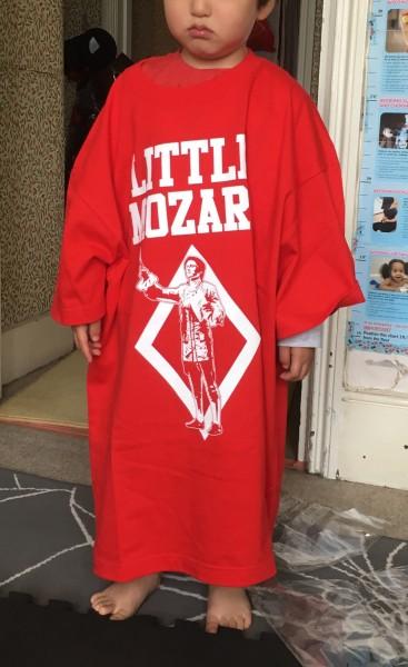 EXFA Tシャツ ロッシー Little Mozart