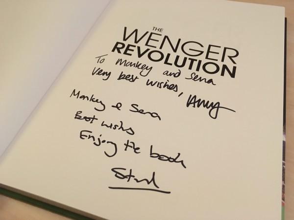 The Wenger Revolution Tollington