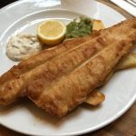 The Builders Arms Fish & Chips フィッシュアンドチップス