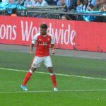 v Man City FAカップ 16-17 ウェンブリースタジアム Wembley Stadium チェンバーレン