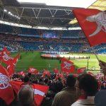 v Man City FAカップ 16-17 ウェンブリースタジアム Wembley Stadium