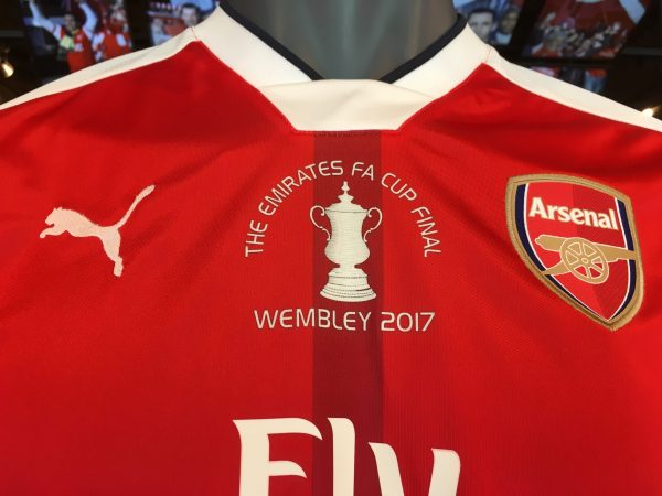 FAカップ 16-17 FA CUP シャツ