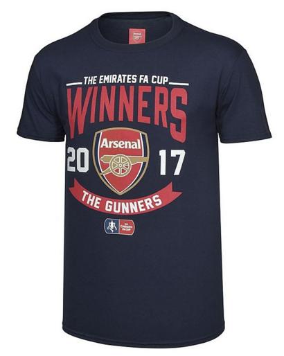 FAカップ Tシャツ