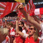 FAカップカップ 16-17 ファイナル v チェルシー ウェンブリースタジアム グーナー