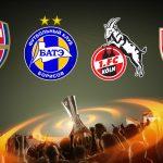 ヨーロッパリーグ 17-18 EL ドロー