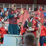 エミレーツカップ 17-18 優勝 メルテザッカー メルティ 引率