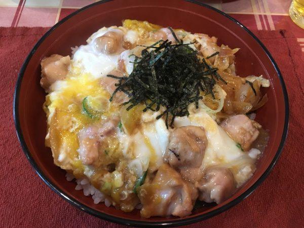 親子丼 鶏料理 v ノースロンドンダービー ノーロンダービー