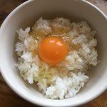 生卵 たまごかけご飯 TKG 鶏料理
