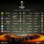 EL Europe League ヨーロッパリーグ