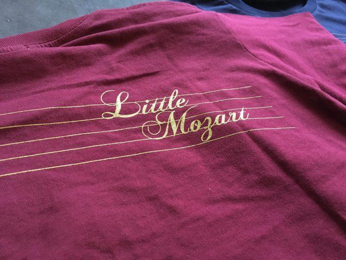 EXFA Tシャツ ロッシー ロシツキー Little Mozart
