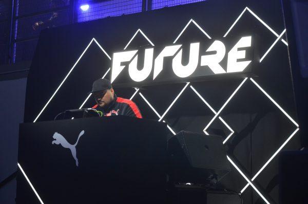 PUMA スパイク ローンチイベント 2018 冬 Future DJ親方