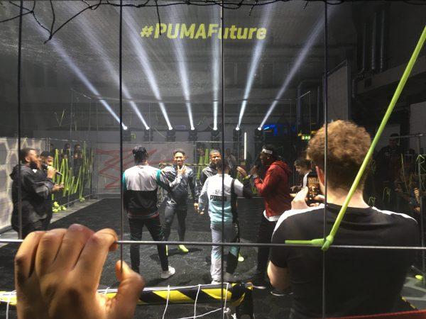 PUMA スパイク ローンチイベント 2018 冬