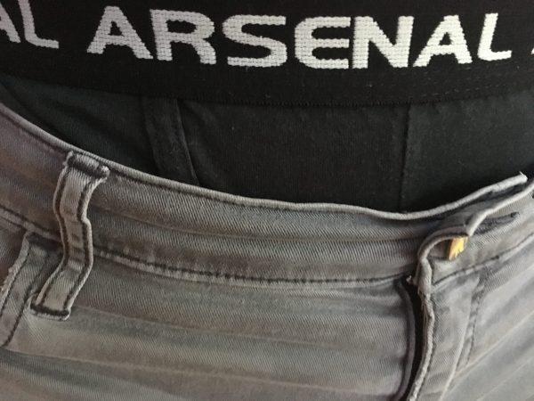 Tollington トーリントン ガナパブ ノースロンドンダービー アーセナル Arsenal パンツ パブ