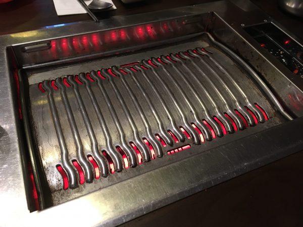 Spicy grill ロンドン グルメ 韓国料理 焼肉 鉄板
