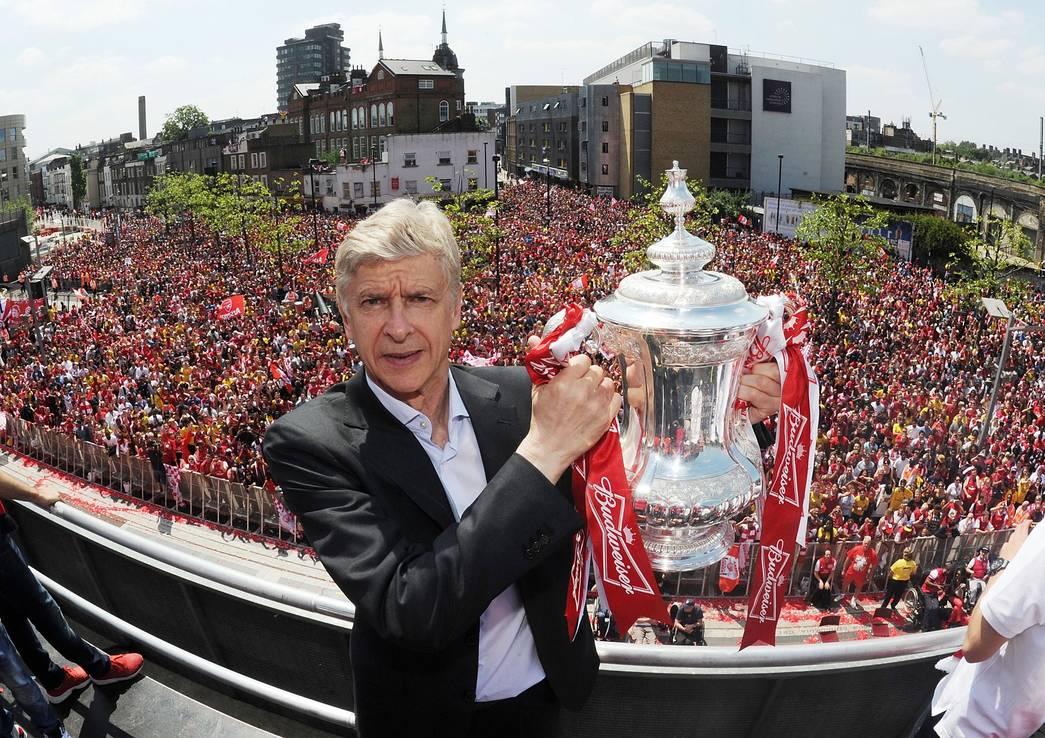 アーセン・ヴェンゲル ベンゲル Wenger Arsenal