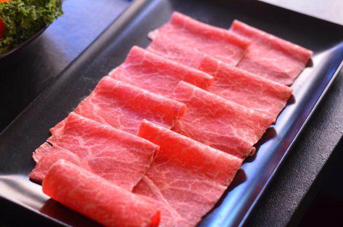 ロンドン チェルシー 日本料理 東京すき焼き亭 鹿児島牛