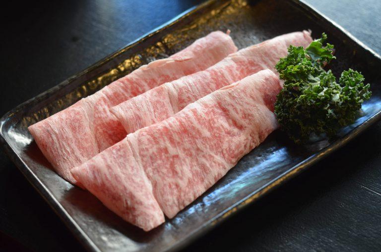 ロンドン チェルシー 日本料理 東京すき焼き亭 特選神戸牛