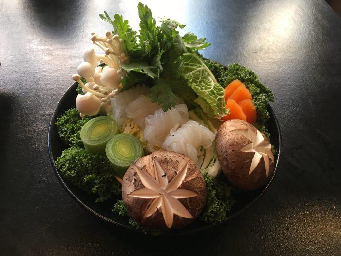 ロンドン チェルシー 日本料理 東京すき焼き亭 すき焼き