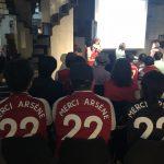 第4回 ARSENAL FAN MEETING powered by PUMA アーセナル ファンミーティング