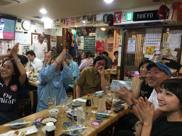 バッカス居酒屋 グーナー文化系オフ会