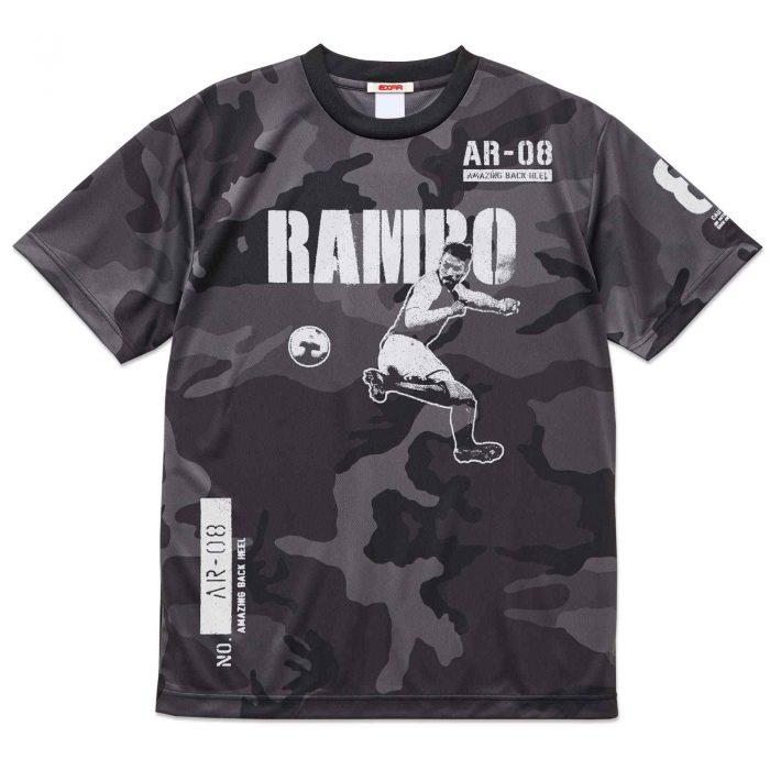 EXFA アーロン・ラムジー ランボー Tシャツ