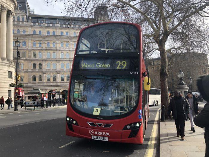 カオリン 笹木香利と行く!アーセナル観戦ツアー 2019 ロンドンバス 29