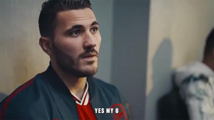 Arsenal x Adidas 19-20 プロモーションビデオ