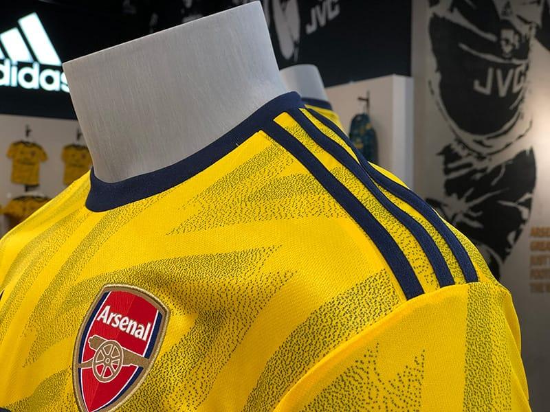 adidas away kit アディダス アウェイキット 19-20 アーモリー ショップ