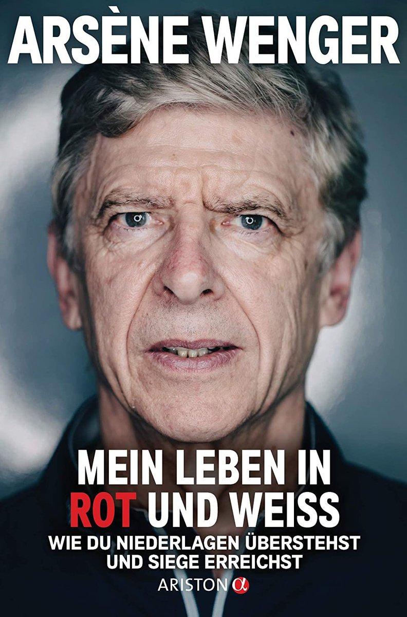 え!あの話まで!?」アーセン・ヴェンゲル自伝 発売決定!   Arsenal ...
