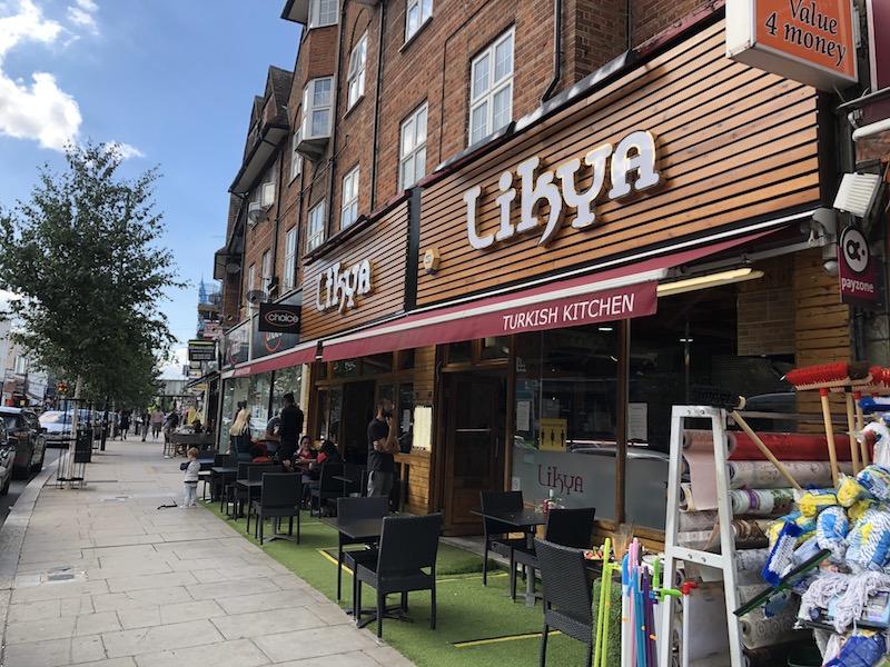 Likya London ケバブ ゴールダーズグリーン