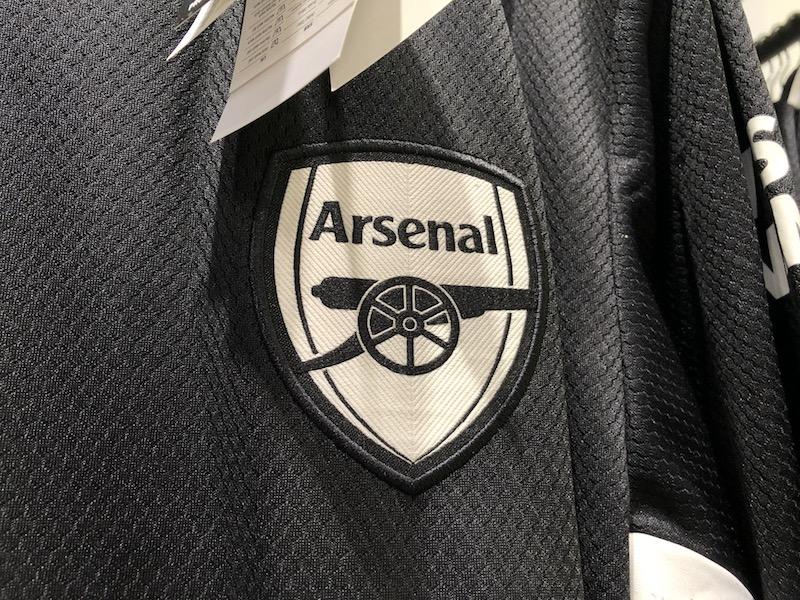 アーセナル ホームシャツ キット 20-21 GK