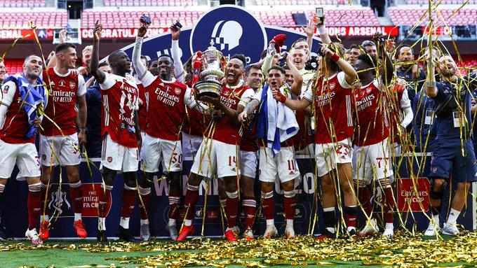 FAカップ決勝 v チェルシー